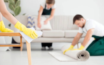 Cleaning vs Disinfecting: What's the Difference